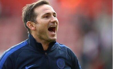 Frank Lampard: 'Hedefimiz ilk 4'te olmak'