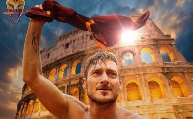 Francesco Totti, 30 yıl sonra Roma'ya veda etti