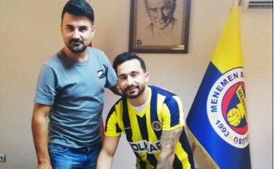 Menemenspor, Süper Lig'den transfer yaptı