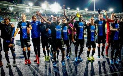 Club Brugge, yorgun ve hasarlı!