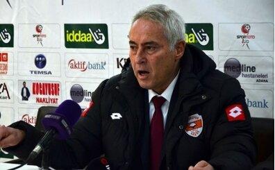 Adanaspor, teknik direktör Coşkun Demirbakan'la yollarını ayırdı