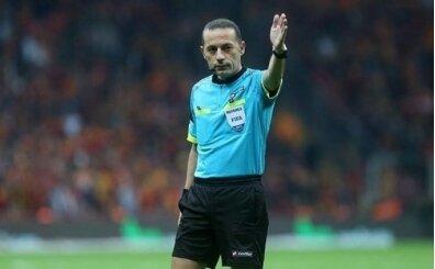 Cüneyt Çakır, Napoli - Genk maçını yönetecek