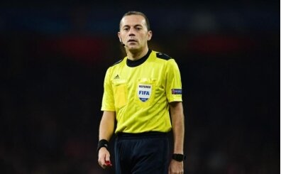 Cüneyt Çakır, Olympique Lyon-Barcelona maçını yönetecek