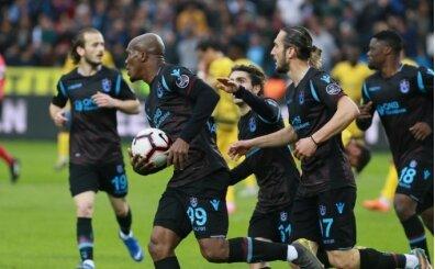 Trabzonspor'un Kadıköy kozu Nwakaeme