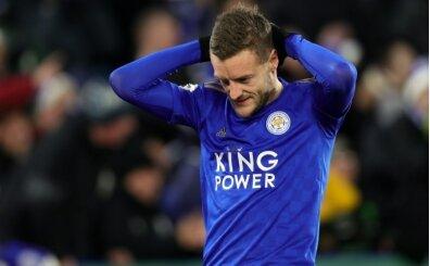 Leicester City hiç olmayacak yerde takıldı