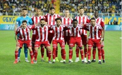 Sivasspor'da 12 oyuncunun sözleşmesi bitiyor