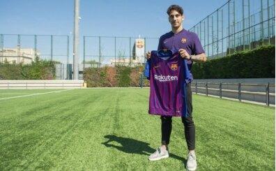 Barcelona,  Ludovit Reis ile sözleşme imzaladı