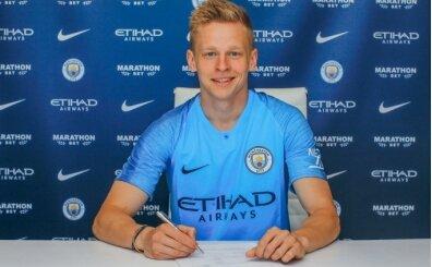 Zinchenko 2024'e kadar Manchester City'de