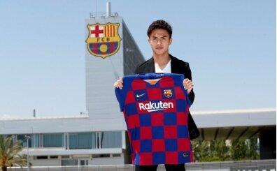 Barcelona, Japon oyuncuyu transfer etti
