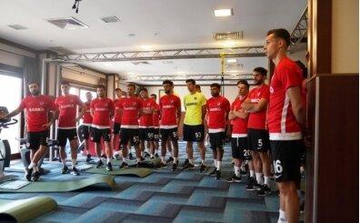 Gazişehir Gaziantepli futbolculardan taraftara çağrı