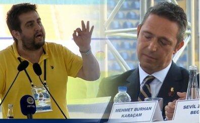 Fenerbahçe Kongresi'nde isyan: 'Terim hegemonyasına son verin'