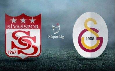 Sivasspor Galatasaray canlı izle, Sivas GS maçı şifresiz bein sports