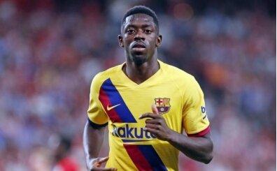 Barcelona'nın hayal kırıklığı; Ousmane Dembele