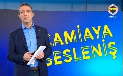 CANLI | Fenerbahçe'de başkan Ali Koç konuşuyor