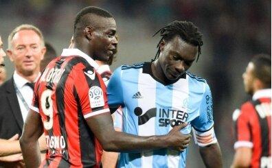 Bafetimbi Gomis'in ardından Mario Balotelli...