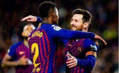Barcelona rövanşta turu geçti