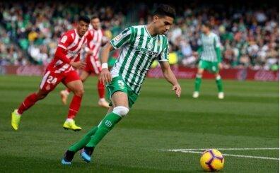 Real Betis'ten 90+4'te müthiş geri dönüş