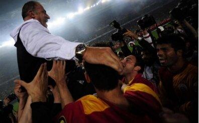 Fatih Terim: 'Kadıköy'de 1 yılda 2 kere şampiyon olduk!'