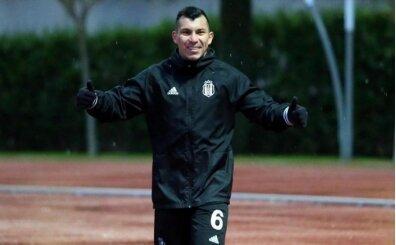 Beşiktaş'ta Gary Medel krizi çıktı