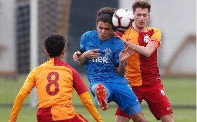 Galatasaray'ın gençlerinden çılgın geri dönüş!