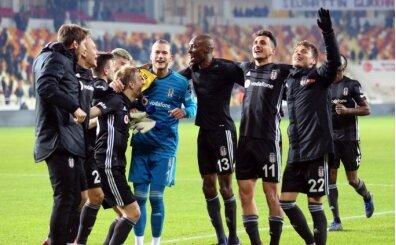Beşiktaş, Fenerbahçe öncesi vitesi 5'e taktı