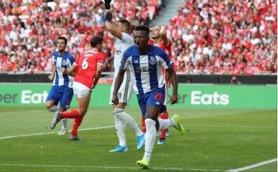 Porto, deplasmanda Benfica'yı yıktı!