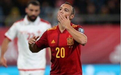 İspanya, Malta'ya gol olup yağdı!