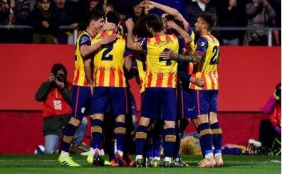 Katalonya dostluk maçını 2 golle kazandı!