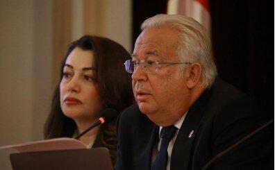 Eşref Hamamcıoğlu: 'Görevimizin başındayız!'