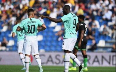 İtalya'da müthiş gol düellosunu kazanan; Inter!