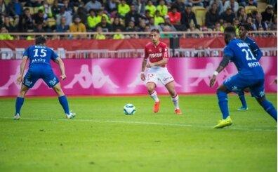 Monaco'yu Slimani ve Ben Yedder uçurdu!