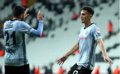 Erdoğan Kaya: 'Hedefim Beşiktaş'ta sürekli oynamak'
