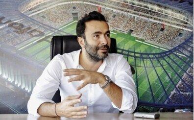 Beşiktaş Kulübü Asbaşkanı Emre Kocadağ'dan hakem tepkisi