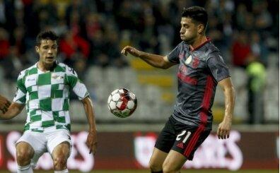 Benfica 5 dakikada 2 golle geri döndü!