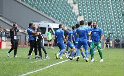 TFF 3. Lig'de müsabakalar tamamlandı