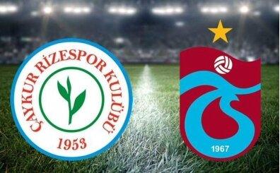Çaykur Rizespor Trabzonspor maçı canlı şifresiz izle (bein sports 3 izle)
