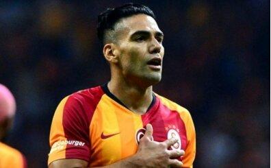 Falcao, Sivasspor maçında yok