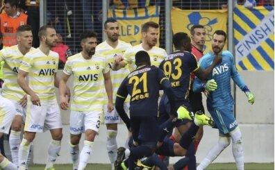 Fenerbahçe ve Malatyaspor hırçınlığı ile dikkat çekti