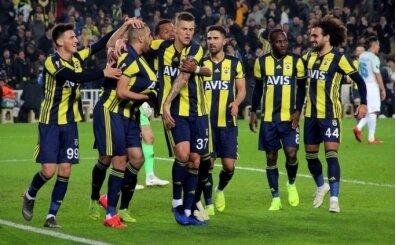 Fenerbahçe-Konyaspor! Muhtemel 11'ler