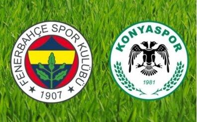 bein sports 1 izle, Fenerbahçe Konyaspor CANLI İZLE şifresiz