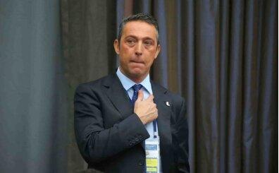 Ali Koç'tan Mustafa Cengiz'e yanıt: 'Biri sizi dövmeye kalksa...'