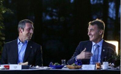 Fikret Orman'dan Ali Koç ve Fenerbahçe'ye tebrik!