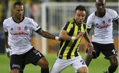 Beşiktaş - Fenerbahçe derbisinin favori golcüleri!