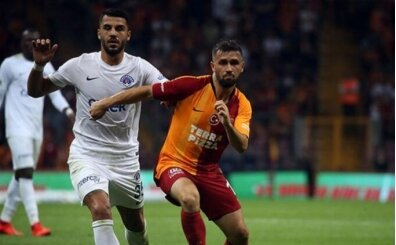 Galatasaray'da Ömer Bayram sınıfı geçti!