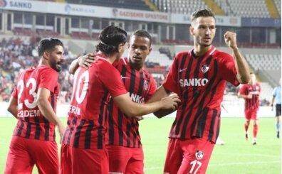 Gazişehir Gaziantepspor, Süper Lig için topbaşı yapıyor