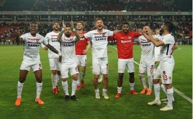 Gazişehir Gaziantep'te gözler Süper Lig'e çevrildi