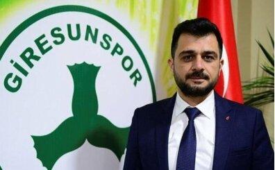 Giresunspor'da 6 maçlık yenilmezlik serisi sona erdi