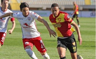 Göztepe - Altınordu maçında gol düellosu: 5-4