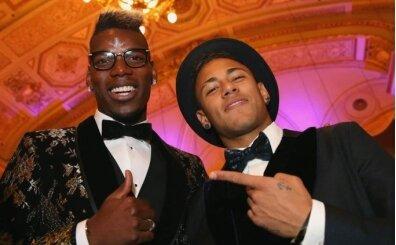 İngiltere'den flaş iddia: Neymar - Pogba takası!
