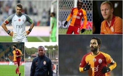 Galatasaraylı futbolculardan 'Hello Brother' mesajı